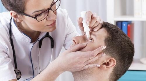 Ирифрин при лечении близорукости