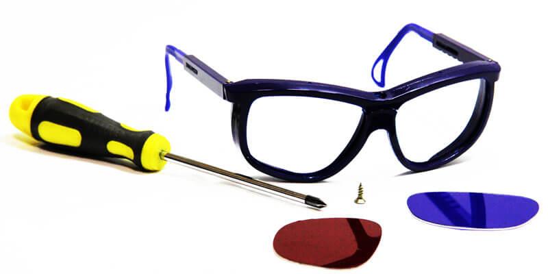 Нужны ли очки при косоглазии