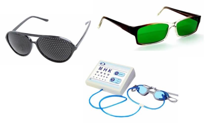 Солнцезащитные очки от глаукомы